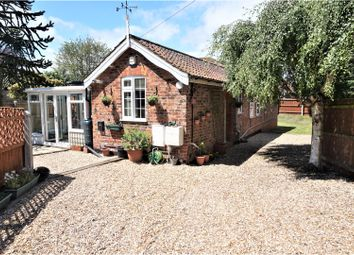 Thumbnail 4 bed detached bungalow for sale in Blackthorn Drive, Grimsby