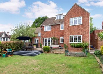 Thumbnail 4 bed detached house for sale in Mccraes Walk, Wargrave, Reading, Berkshire
