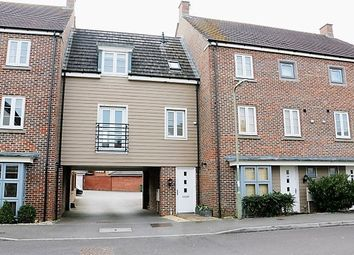 Thumbnail 2 bedroom terraced house to rent in Penton Way, Basingstoke