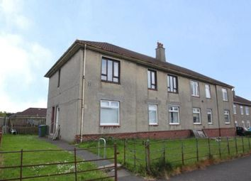Thumbnail 3 bed flat for sale in Annandale View, Crosshouse, East Ayrshire