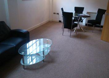 Thumbnail 2 bed flat to rent in D408 Castle Exchange, Nottingham