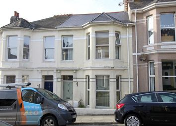 Thumbnail 3 bedroom terraced house for sale in Grafton Road, Mutley, Plymouth
