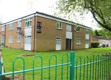 Thumbnail 2 bed flat for sale in Lakefield Close, Birmingham, West Midlands