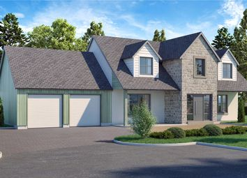 Thumbnail 4 bed detached house for sale in Plot 1, Corsiehill, Perth
