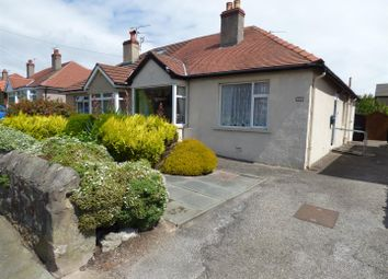 Thumbnail 3 bed semi-detached bungalow for sale in School Road, Heysham, Morecambe