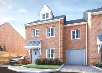 Suffolk, Pembers Hill Park, Mortimers Lane, Fair Oak SO50. 4 bed semi-detached house for sale