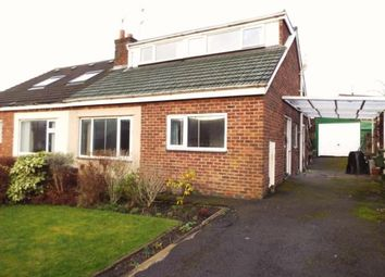 Thumbnail 3 bed bungalow for sale in Derek Road, Whittle-Le-Woods, Chorley, Lancashire