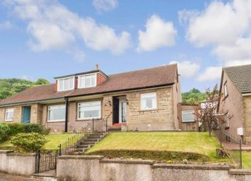 Thumbnail 3 bed bungalow for sale in Drums Terrace, Greenock, Inverclyde