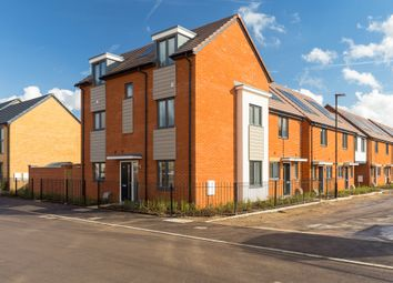 Thumbnail 3 bedroom end terrace house for sale in Cardinal Place, Southampton