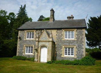 Thumbnail 3 bedroom property to rent in Cressingham Road, Saham Toney, Thetford