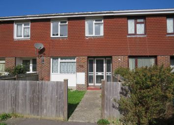 Thumbnail 3 bed terraced house for sale in Mendip Walk, West Green, Crawley