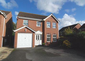 Thumbnail 4 bed detached house for sale in Cornbrash Rise, Hilperton, Trowbridge