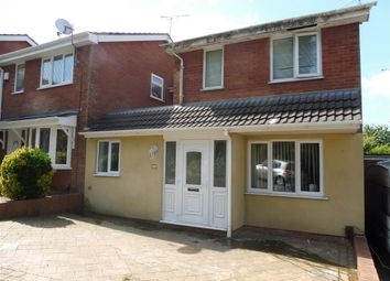 Thumbnail 3 bed link-detached house for sale in North View Drive, Brierley Hill