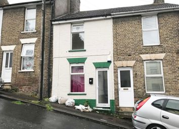 Thumbnail 2 bed terraced house for sale in 18 Grange Hill, Chatham, Kent