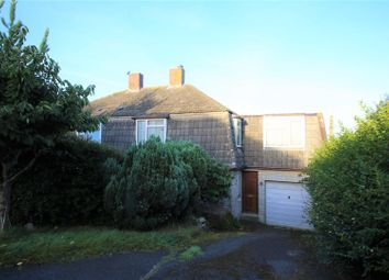 Thumbnail 3 bed semi-detached house for sale in Parc An Manns, Mawnan Smith, Falmouth