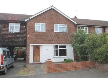 Thumbnail 4 bed terraced house for sale in Eynswood Drive, Sidcup