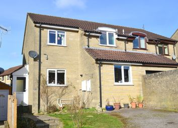 Thumbnail 3 bed semi-detached house for sale in Townsend Rise, Bruton