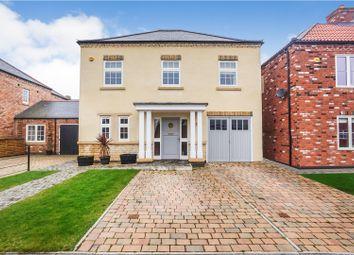 Thumbnail 5 bed detached house for sale in Durham Close, Bracebridge Heath