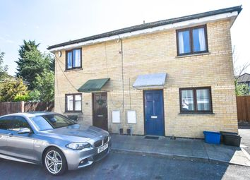 Thumbnail 2 bed semi-detached house to rent in Rachel Close, Ilford