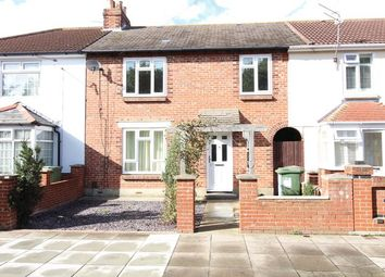 Thumbnail 3 bedroom terraced house to rent in Hewett Road, Portsmouth