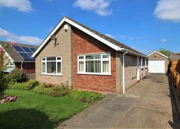 Thumbnail 2 bed bungalow for sale in Chestnut Road, Waltham, Grimsby