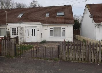 Thumbnail 4 bed semi-detached house for sale in Eastbourne Court, Barry, Vale Of Glamorgan