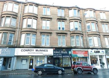 Thumbnail 2 bed flat to rent in Kilmarnock Road, Glasgow
