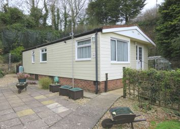 Thumbnail 1 bed mobile/park home for sale in Quarr Lane Park, Quarr Lane, Sherborne