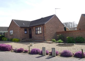 Thumbnail 2 bed bungalow for sale in Alexandra Way, Downham Market