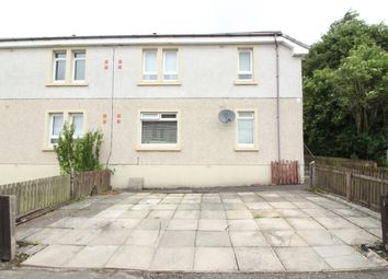 Thumbnail 1 bed flat for sale in Mack Street, Airdrie