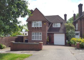 Thumbnail 4 bed detached house for sale in Greenhill, Wembley Park