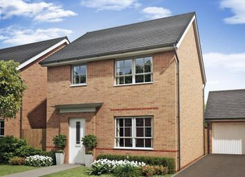 "Thumbnail 3 bed detached house for sale in ""Collaton"" at Murch Road, Dinas Powys"