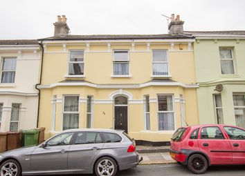 Thumbnail 3 bedroom terraced house for sale in Sydney Street, North Road West, Plymouth