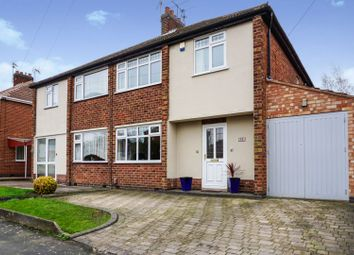 3 bed semi-detached house for sale in South Avenue, Leicester LE3