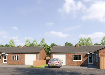 Thumbnail 4 bed detached bungalow for sale in Brickyard Lane, Boughton, Newark