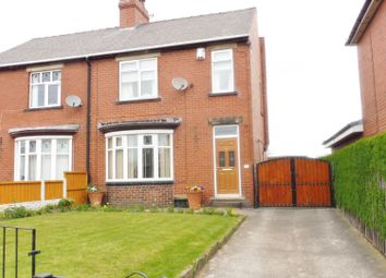 Thumbnail 3 bed semi-detached house for sale in Barnsley Road, Darfield