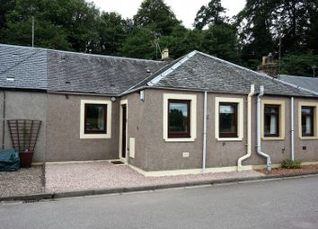 Thumbnail 2 bed terraced bungalow for sale in Tarry Row, Perth