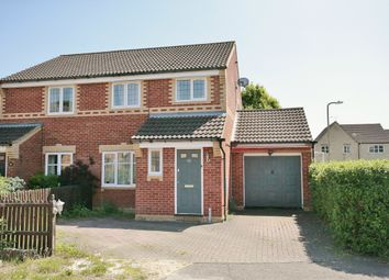 Thumbnail 3 bed semi-detached house to rent in Merganser Drive, Bicester