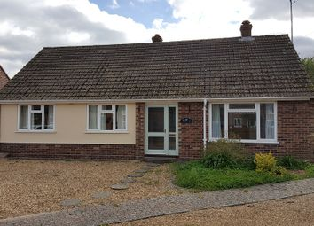 Thumbnail 2 bed bungalow to rent in New Road, Haslingfield, Cambridge