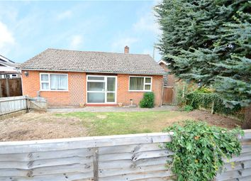 Thumbnail 3 bed detached bungalow for sale in Alexander Road, Overton, Basingstoke