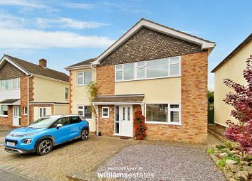 Thumbnail 5 bed detached house for sale in Tyn Y Parc, Ruthin