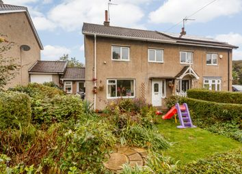 Thumbnail 4 bed semi-detached house for sale in Harewood Mount, Holmfirth, West Yorkshire