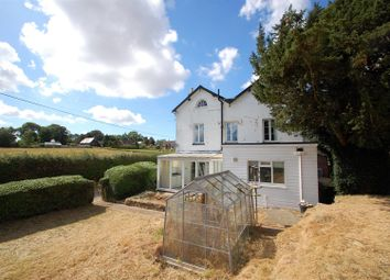 Thumbnail 4 bed semi-detached house for sale in Little Hyden Lane, Clanfield, Hampshire