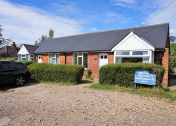 Thumbnail 2 bed semi-detached bungalow to rent in Ashford Road, Canterbury
