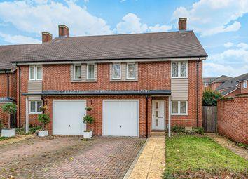 3 bed semi-detached house for sale in Barber Road, Basingstoke RG22