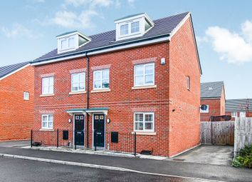 3 bed town house for sale in Carrington Avenue, Birkenhead CH41