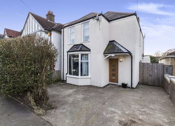 Thumbnail 3 bedroom detached house for sale in York Road, Dartford
