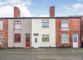 Thumbnail 2 bed terraced house for sale in Little Hallam Lane, Ilkeston