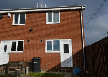 Thumbnail 2 bed end terrace house to rent in Second Ave, Ashington