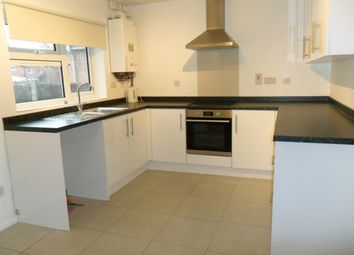 Thumbnail 3 bed terraced house to rent in St Mary's Road, Nantwich